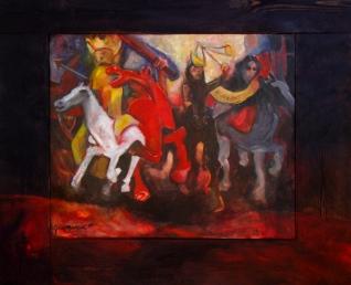 Four Horsemen 1