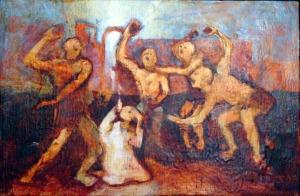 Stoning of Stephen study