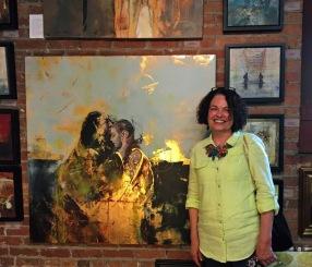 Beth Slovenski 2017 withThe Prodigal